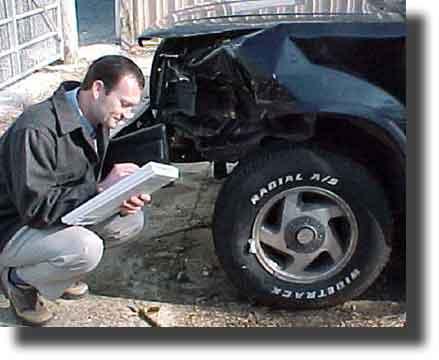 Randy Briles, Auto Appraiser